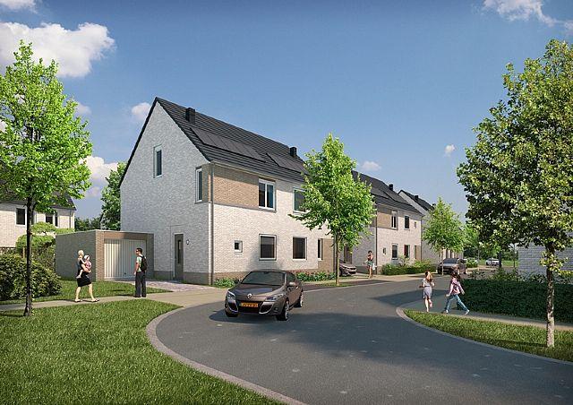 """Afronding uitbreidingsplan """"Eschberg Noord"""" in Vaals - Start bouw"""