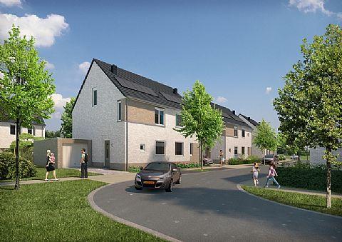 Afronding uitbreidingsplan �Eschberg Noord� in Vaals - Start bouw