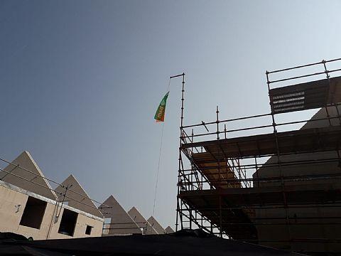 Nieuwbouwproject ValiVerte in Vaals bereikt haar hoogste punt.