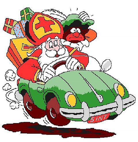Hij komt, Hij komt�. Sinterklaas komt op 12 november naar Vaals