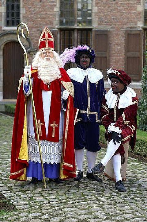 Sinterklaas Intocht Vaals met Pietenbal