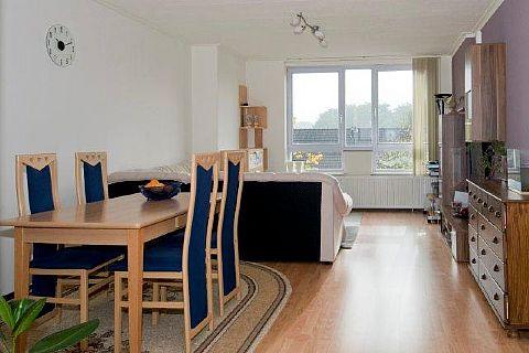 Te koop Aan de Weverij 79 - Vaals - Een goed onderhouden instapklaar appartement met een zonnig balkon met uitzicht over Vaals